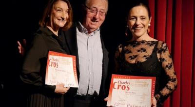 U Premiu Charles CROS face onore à Patrizia GATTACECA è à Patrizia POLI! Brave! Brave!